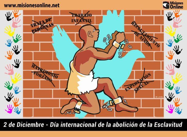 Día Internacional para la abolición de la Esclavitud: ¿por qué se celebra hoy?