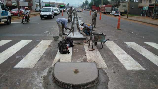 Habilitarán el primer tramo de la travesía urbana Posadas-Garupá