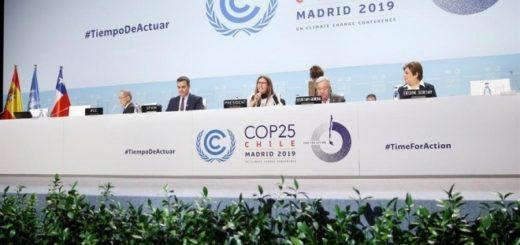 """#COP25: la ciencia abrió la Cumbre del Clima con un llamado a la acción y advierte que """"estamos en una crisis global real"""""""