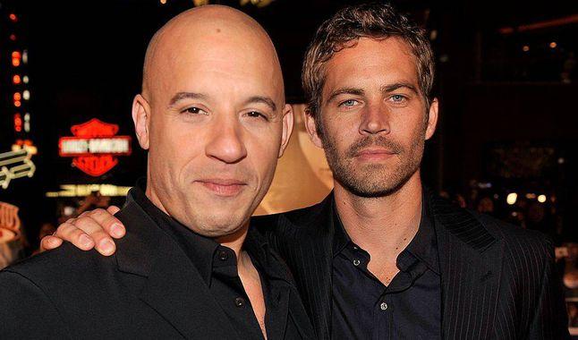La emotiva imagen de Vin Diesel para homenajear a su compañero Paul Walker