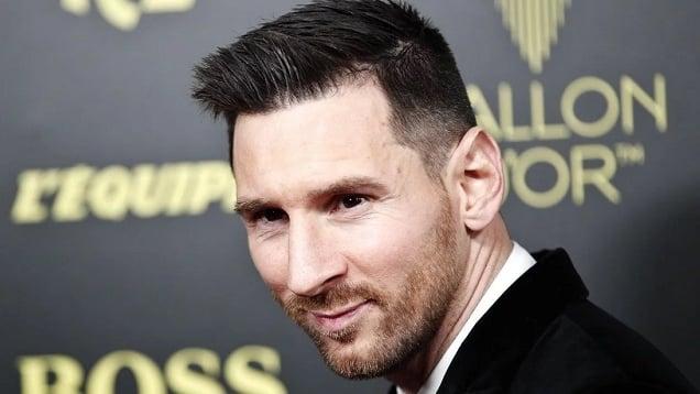 Lionel Messi se convirtió en el jugador que más veces ganó el Balón de Oro en la historia