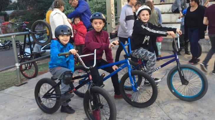 La Final Provincial de BMX Freestyle convoca a bikers de cara a los Juegos Deportivos Misioneros