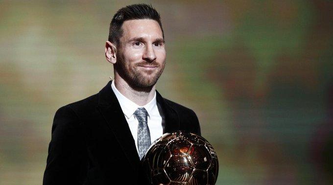 El tierno video sorpresa que hizo emocionar a Lionel Messi en la gala del Balón de Oro