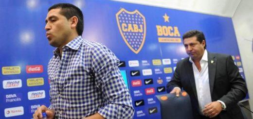 """Daniel Angelici calificó de """"mitómano"""" a Riquelme y aseguró: """"Es hincha de Tigre"""""""