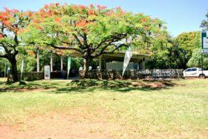 Habilitaron el Centro de Visitantes del Jardín Botánico de Posadas