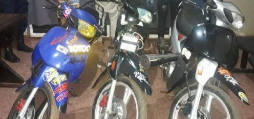 La Policía desbarató una banda que robaba motos en Puerto Iguazú