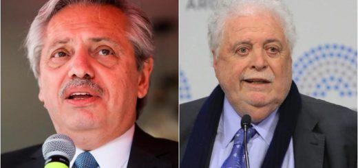 Alberto Fernández confirmó a Ginés González García como ministro de Salud