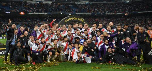 River prepara un festejo especial para celebrar el primer aniversario de la Libertadores que le ganó a Boca en Madrid