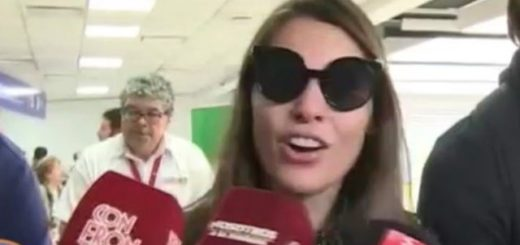 Pampita Ardohain volvió a la Argentina y reveló que le robaron en su luna de miel