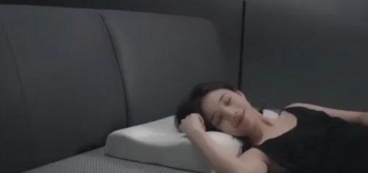 Cómo es y cuánto cuesta la cama inteligente con sistema anti ronquidos