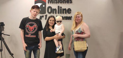 """""""ALBI Misiones"""" invita a familiares y personas con albinismo a sumarse a este grupo que brinda información y contención"""