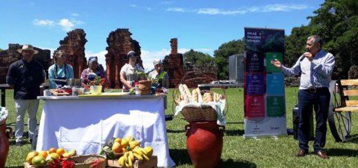 Se realizó el cierre de Formación Profesional del Aula Taller Móvil con cocina en vivo en San Ignacio