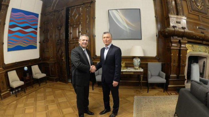 Macri le pidió a Alberto Fernández reconocer a Áñez como «presidenta a cargo de Bolivia»