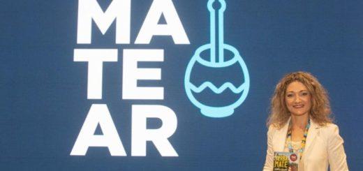 Participando de Matear, la feria de yerba mate más importante del mundo