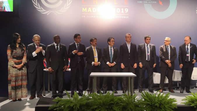 COP25: desde América Latina y el Caribe se propone la colaboración Sur- Sur para la acción climática conjunta con FAO y CEPAL