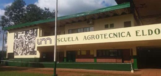 Se realizó el acto de colación de los nuevos egresados de la Escuela Agrotécnica de Eldorado