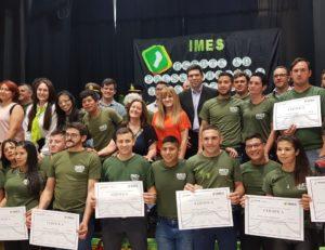 San Vicente: Egresaron los primeros Agentes en Preservación y Fiscalización de Bosques Nativos del IMES