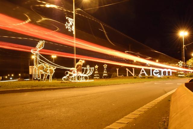 Mirá los detalles que dejó la segunda noche de la Fiesta Nacional de la Navidad en Alem