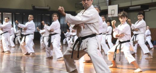 Se realizarán los exámenes de graduación de la Federación Misionera de Karate