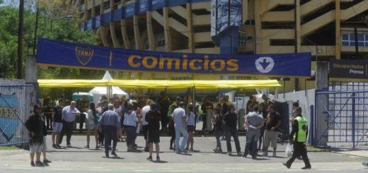 Más de 30 mil socios votaron en Boca y es un nuevo récord en el fútbol argentino