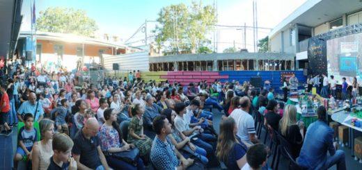 La Escuela de Robótica de Misiones cerró un gran año en compañía de los estudiantes y sus familias