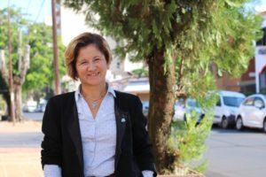 Marta Ferreira continuará al frente de Agricultura Familiar durante la gestión de Herrera Ahuad