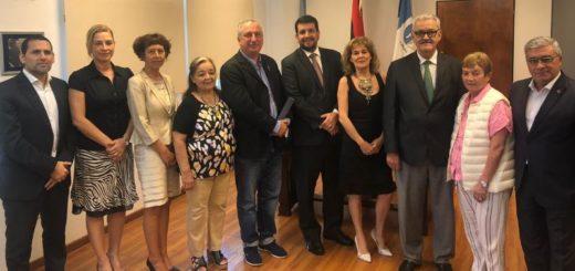 """Passalacqua agradeció al Superior Tribunal de Justicia la """"permanente voluntad de trabajo en conjunto por los misioneros"""""""