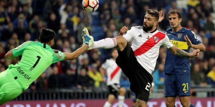 Hace un año, River y Boca se enfrentaban en Madrid: seguí en vivo la final como si fuera hoy