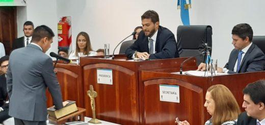 """López Sartori es el nuevo presidente del concejo deliberante de Posadas y definió sus prioridades: """"Eficiencia, transparencia y austeridad y las personas a trabajar"""""""