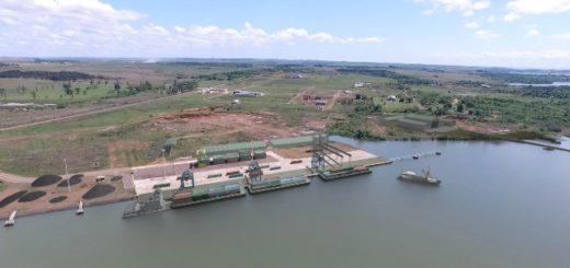 El Gobierno nacional habilitó el puerto de Posadas