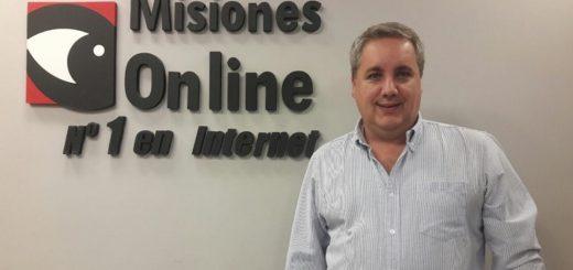 """Rodrigo Arrechea: """"las personas demandan empleo y la oportunidad de desarrollarse en sus ciudades"""""""