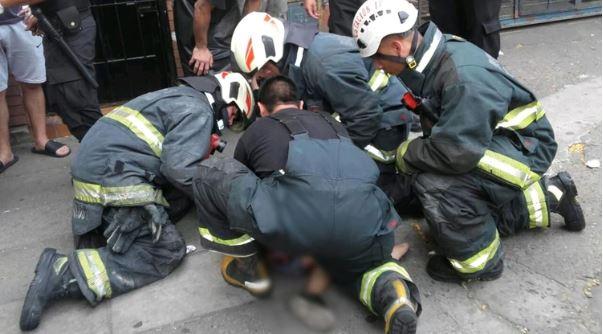 El niño que cayó de una terraza ya había sobrevivido a un incendio en el que murió su hermana