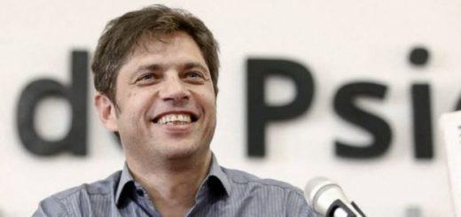 Axel Kicillof asume como nuevo gobernador de Buenos Aires