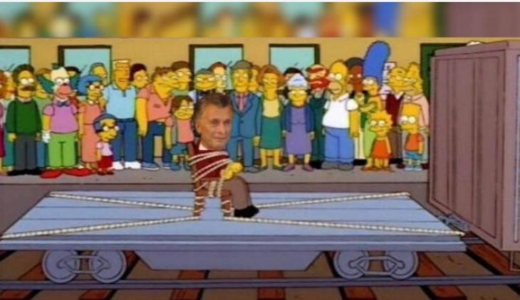 Tras la asunción de Alberto Fernández llegaron los memes: los saludos incomodos y las burlas contra Macri