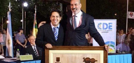 Luego de 20 años en el poder, Eldorado despidió anoche al intendente Norberto Aguirre