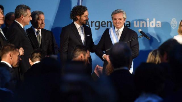 Santiago Cafiero descartó un desdoblamiento cambiario