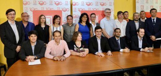 Eldorado: le tomaron juramento a los secretarios y directores del gabinete de Fabio Martínez