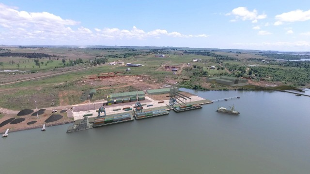 El nuevo Puerto de Posadas está operable y buscan los contratos de carga - MisionesOnline
