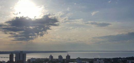 Máximas de 33° en Misiones este martes y probabilidad de chaparrones y tormentas fuertes