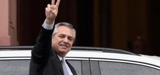 Primer boletín oficial de Alberto Fernández: modificó la ley de Ministerios con las nuevas carteras