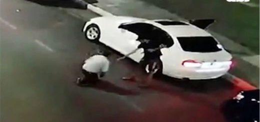 Le robaron su BMW a un argentino en la Costanera de Encarnación