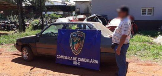 Candelaria: le prestó el auto a su amigo y éste lo vendió