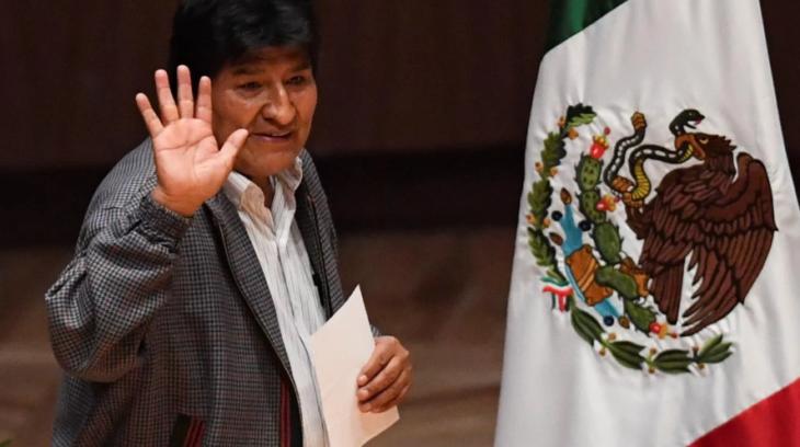Evo Morales está en Argentina y se quedará como refugiado político