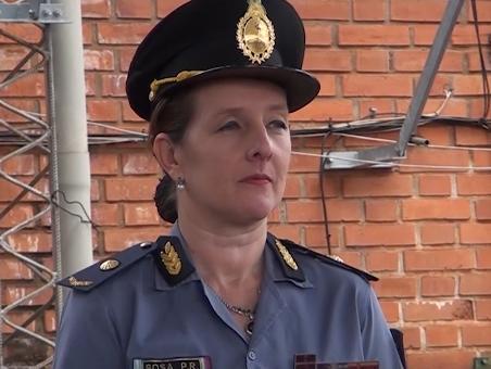 Por primera vez en la historia de Misiones, la Policía tiene como jefa de una Unidad Regional a una mujer