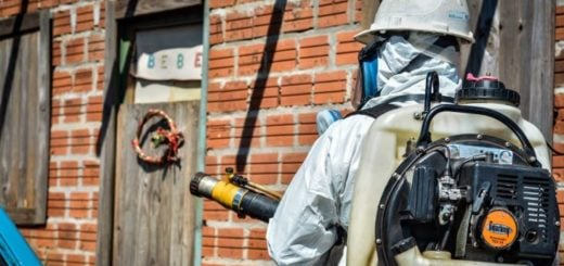 Continúa la campaña contra el dengue en Iguazú
