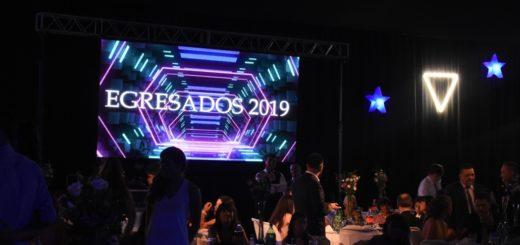 El Instituto San Arnoldo Janssen celebró la Fiesta de Recepción de los Egresados 2019
