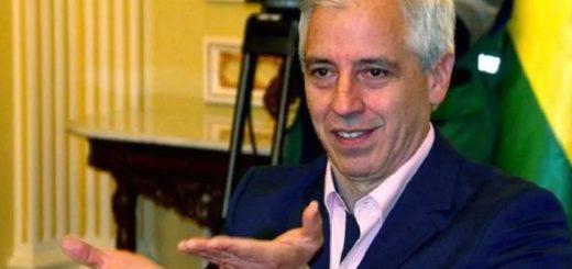 El ex vicepresidente boliviano llegó a la Argentina y pide refugio