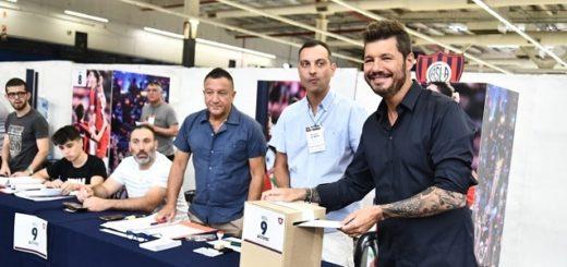 San Lorenzo eligió a sus representantes y Tinelli es el nuevo presidente del club