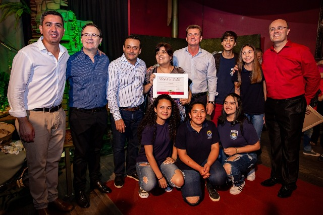 El Gobernador Herrera Ahuad habló de esfuerzo, trabajo y compromiso para poder crecer