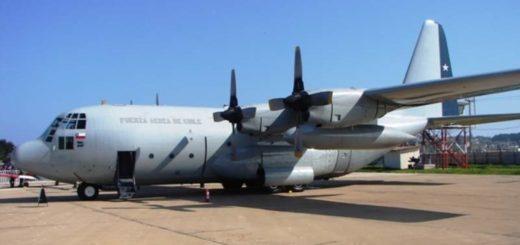 Tragedia: el avión militar chileno que se estrelló ya había sufrido una emergencia en el mismo recorrido